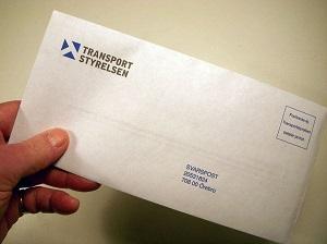 Transportstyrelsen skickade iväg kritiska data