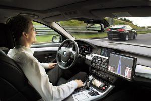 När tar självkörande bilar över?